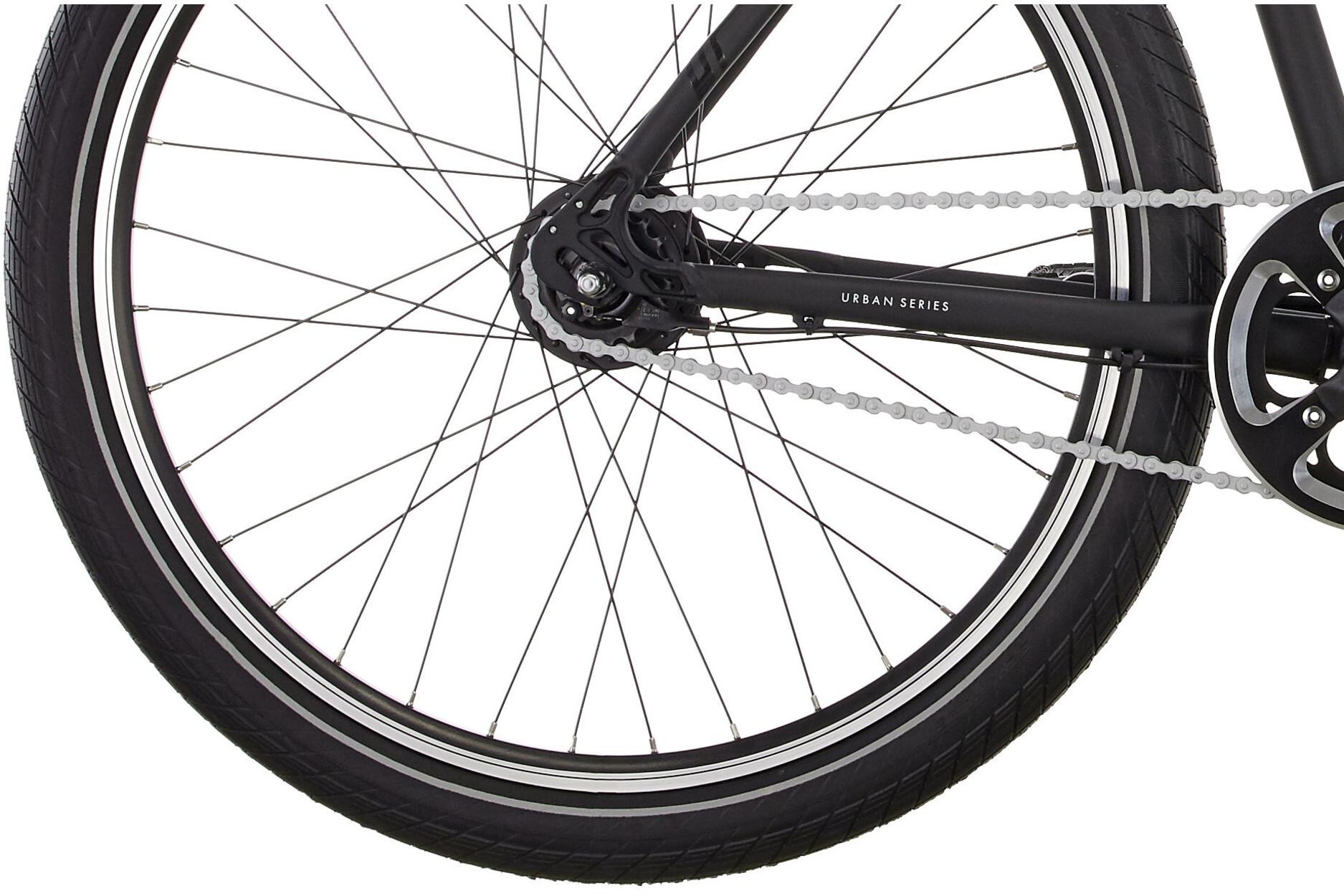 Serious Unrivaled 8 mat black online kaufen   fahrrad.de